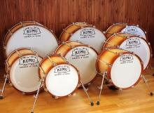 219 - Bass drums 14–28
