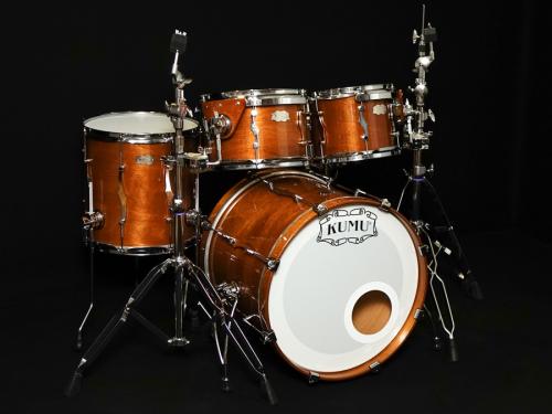 All Mahogany Limited drum sets