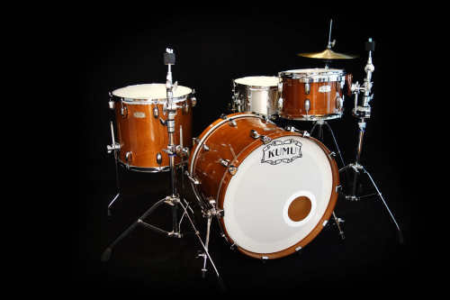 All Mahogany Limited drum sets